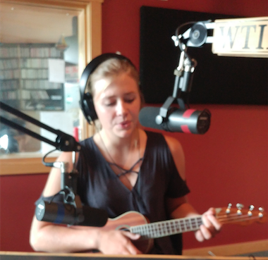 Mari Wasepka live session on Scenic Route