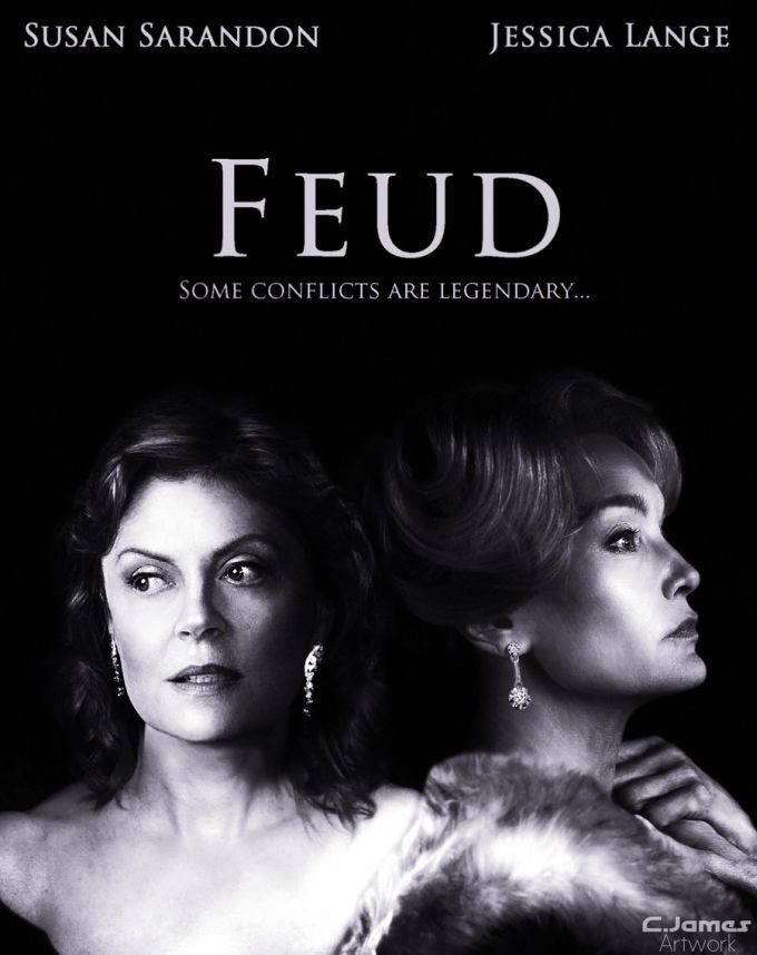 MN90: Jessica Lange's Feud with Joan Crawford
