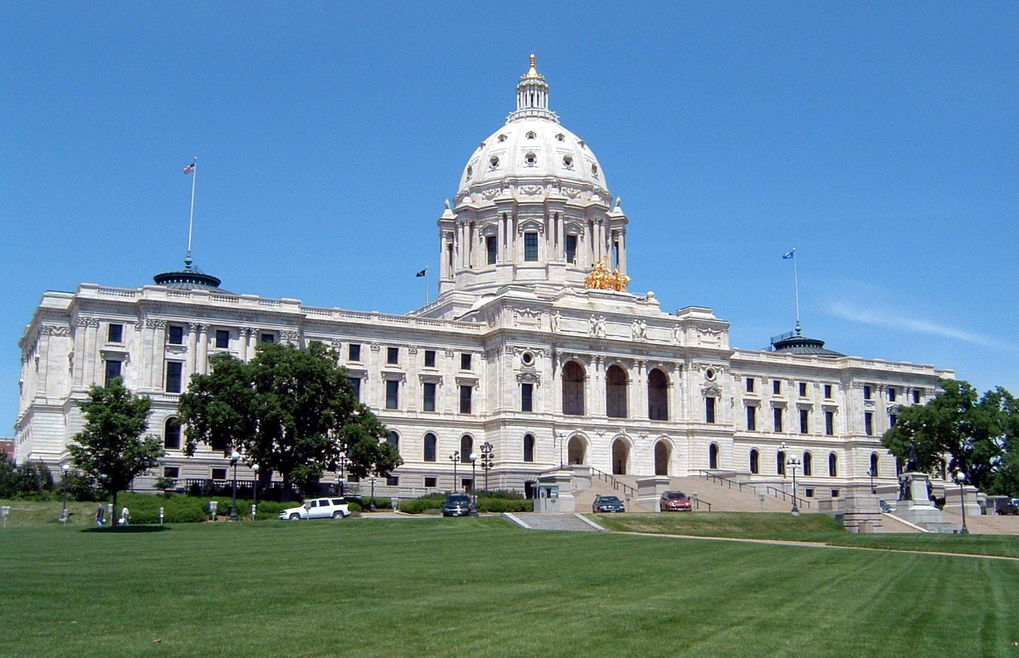 MN90: Cass Gilbert's Minnesota Capitol