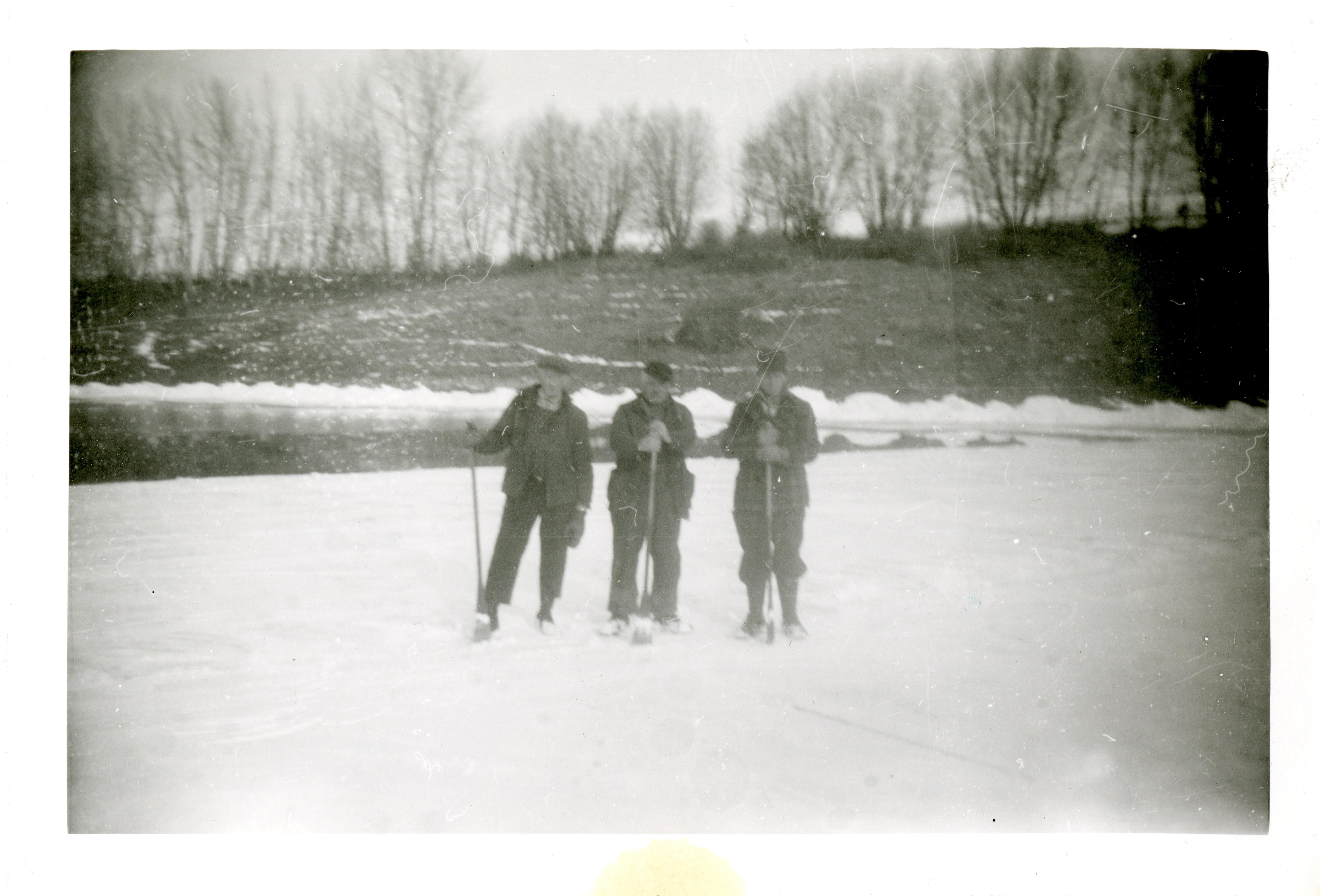 History of Detroit Lakes Ice Harvesting: Arville Thompson Pt 2