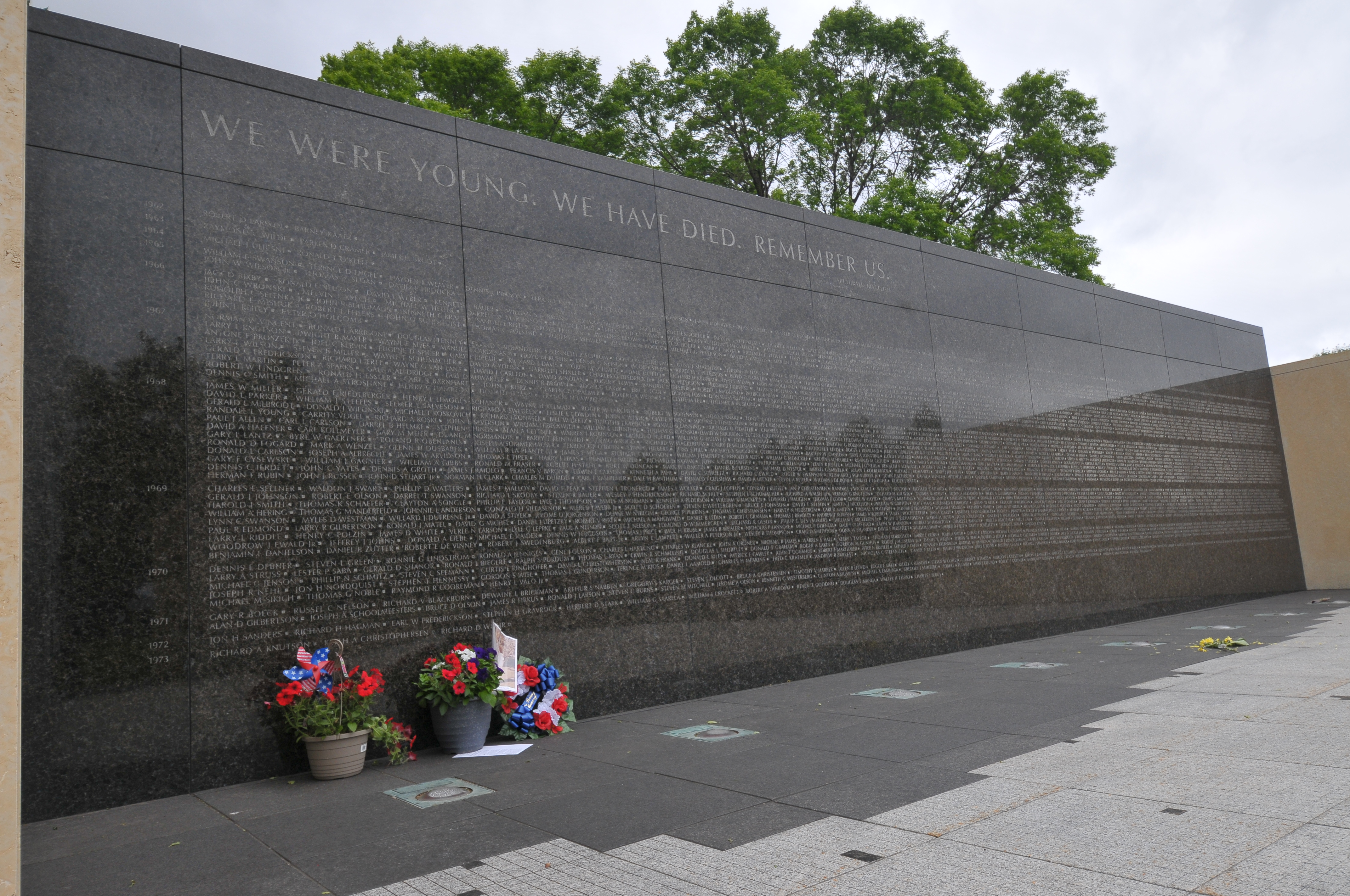 A Visit to The Wall