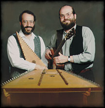 Family-Oriented Hammered Dulcimer Group in Concert this Thursday
