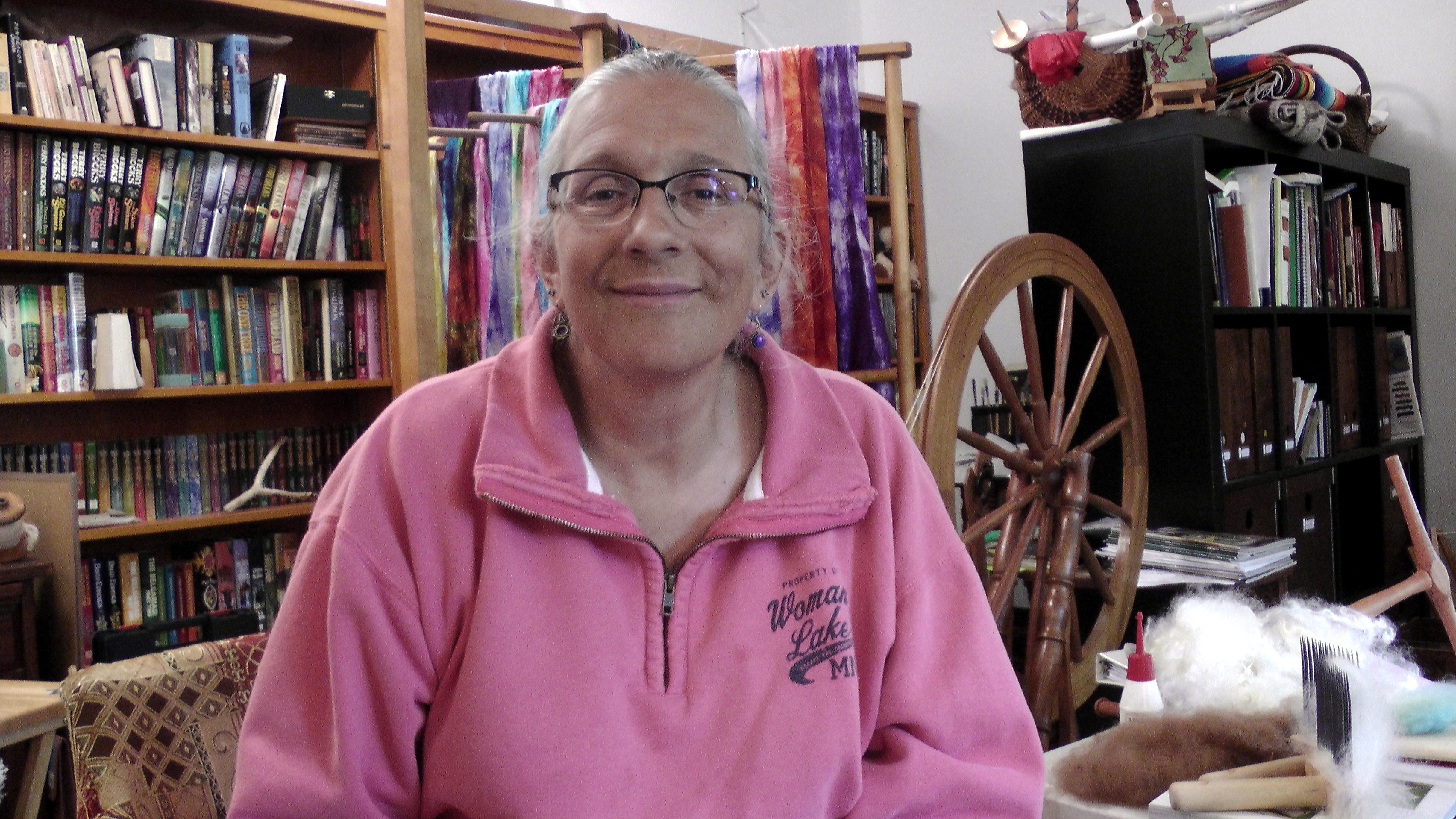 Rose Clack: Weaver