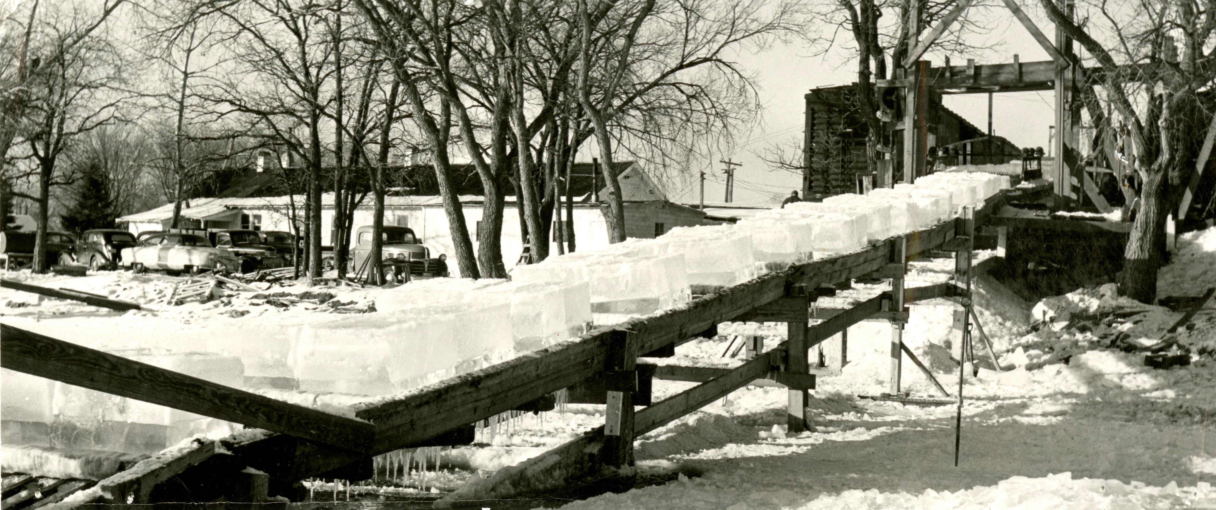 History of Detroit Lakes Ice Harvesting: Keith Ronning Pt1