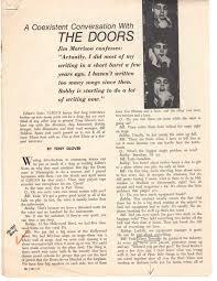 MN90: Tony Glover Plays Harmonica with the Doors