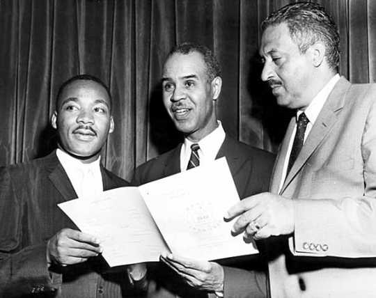 MN90: Roy Wilkins, the Civil Rights Act and LBJ