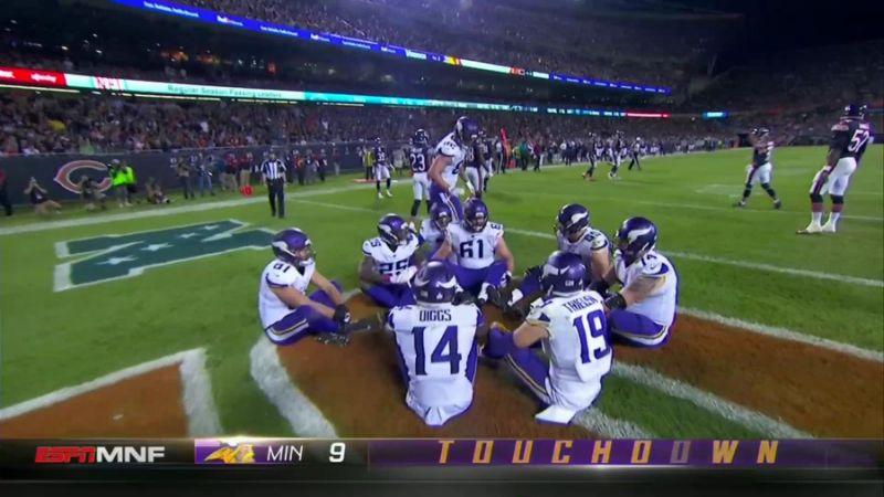 MN90: The Minnesota Vikings Play Duck, Duck…Gray Duck?