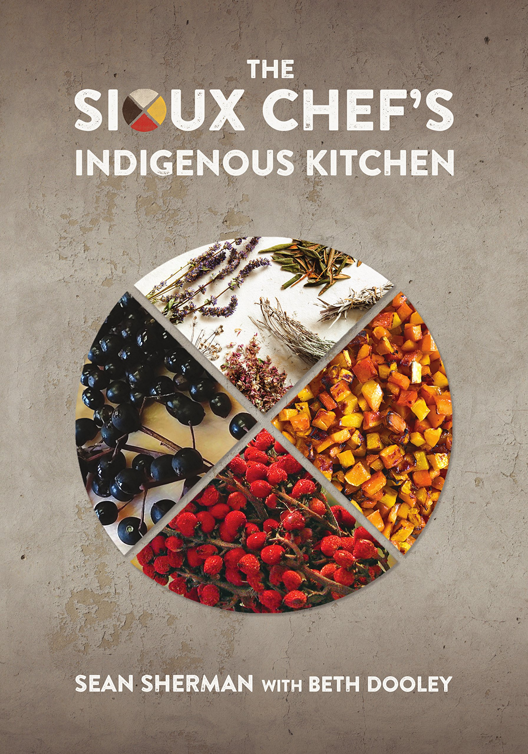 """MN Reads: """"The Sioux Chef's Indigenous Kitchen"""" by Sean Sherman and Beth Dooley (11-23-17)"""
