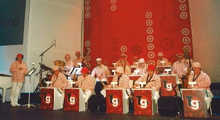 The Cedar Avenue Big Band Innovates Within Big Band Tradition