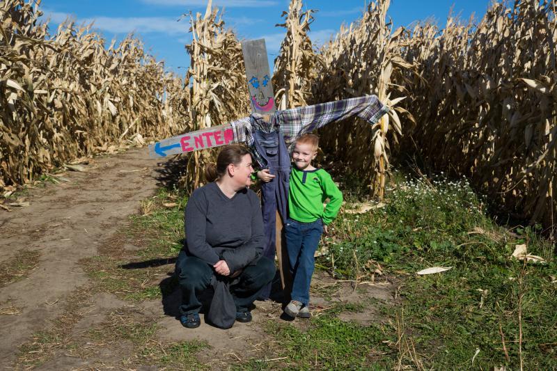 Cowhorn Crossing Farm, Grand Rapids, MN