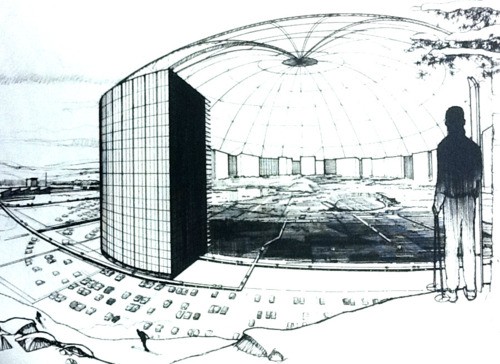 MN90: The Domed City that Never Was