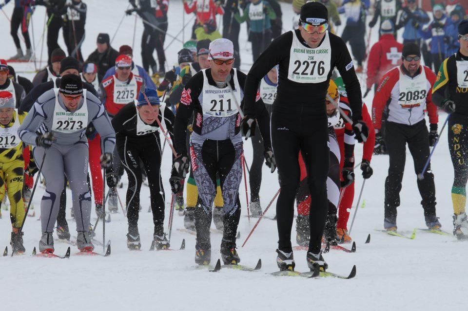 MN Finlandia Cross Country Ski Marathon