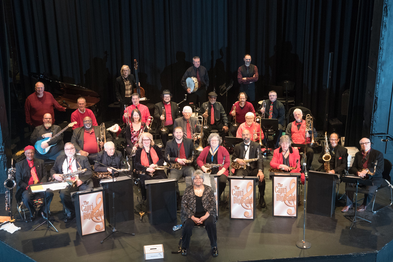 The Biggest Big Band in Town Next Tuesday in Edinborough Indoor Park