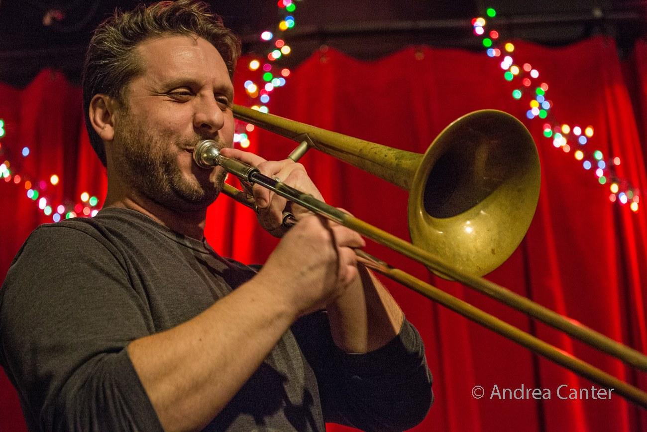 Multi-Faceted JC Sanford Leads His Quartet into Vieux Carre March 29