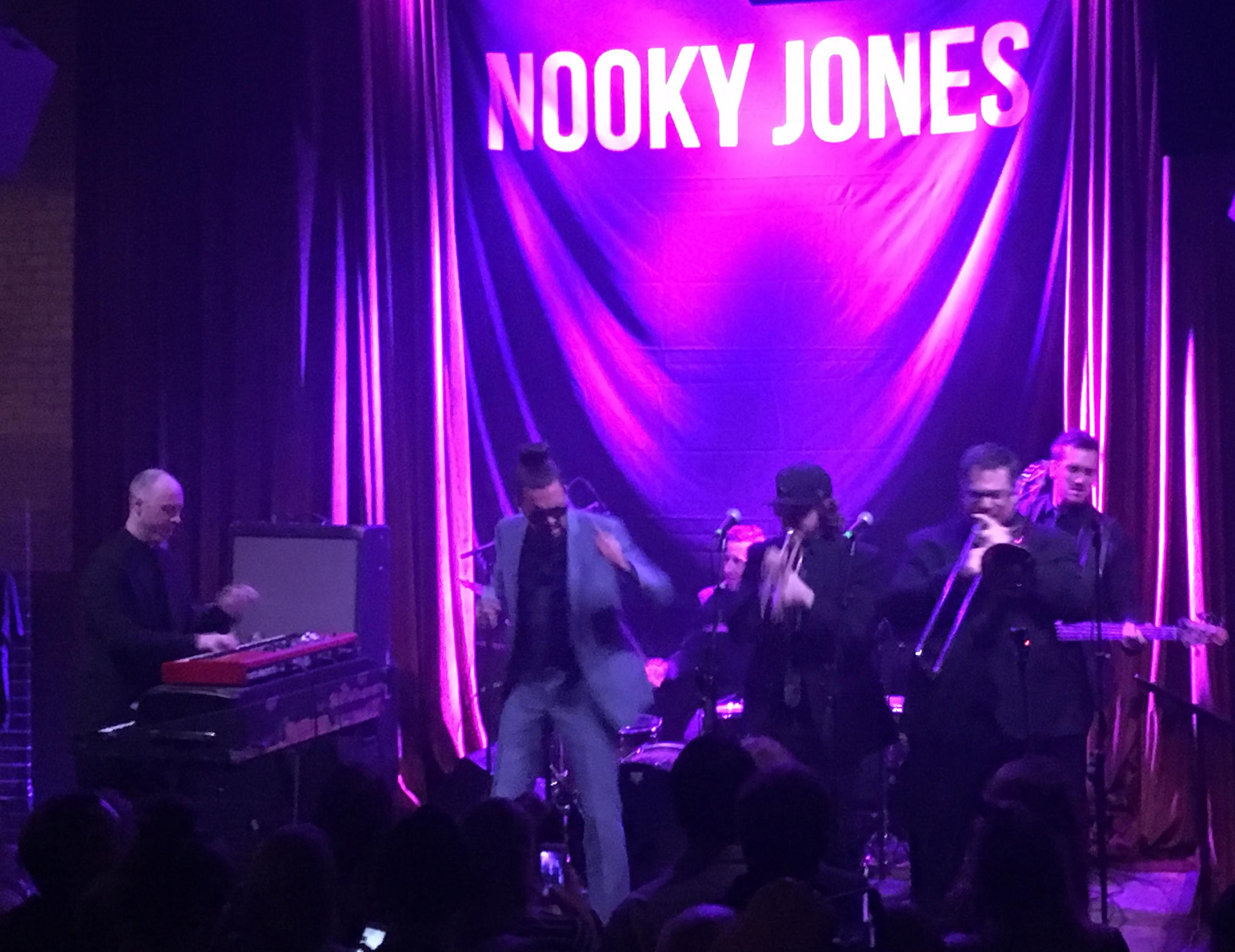 Live from Minnesota: Nooky Jones