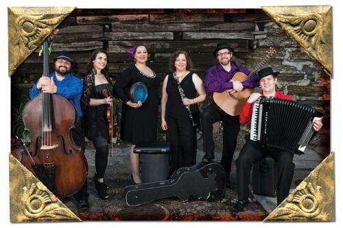 Orkestar Bez Ime's Program of Romani Music