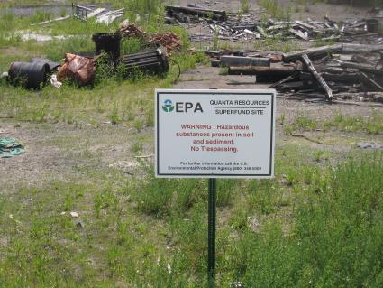 Superfund sites are being repurposed, a science journalist describes how and why