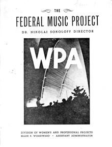MN90: The Federal Music Project