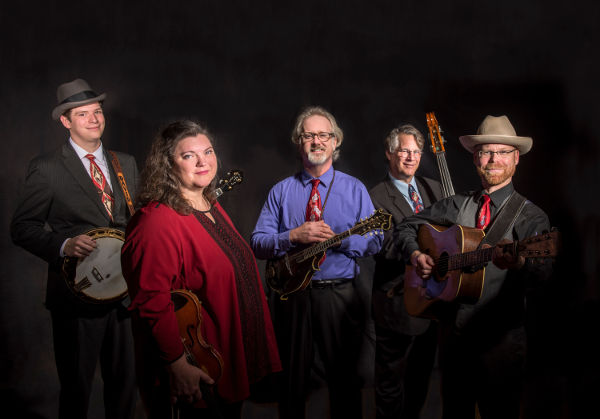 Bluegrass Group Monroe Crossing Blazes a Trail Combining Formal and Traditional Music