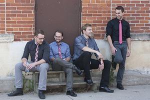 Sawtooth Brothers Performs Bluegrass with Modern Sensibilities