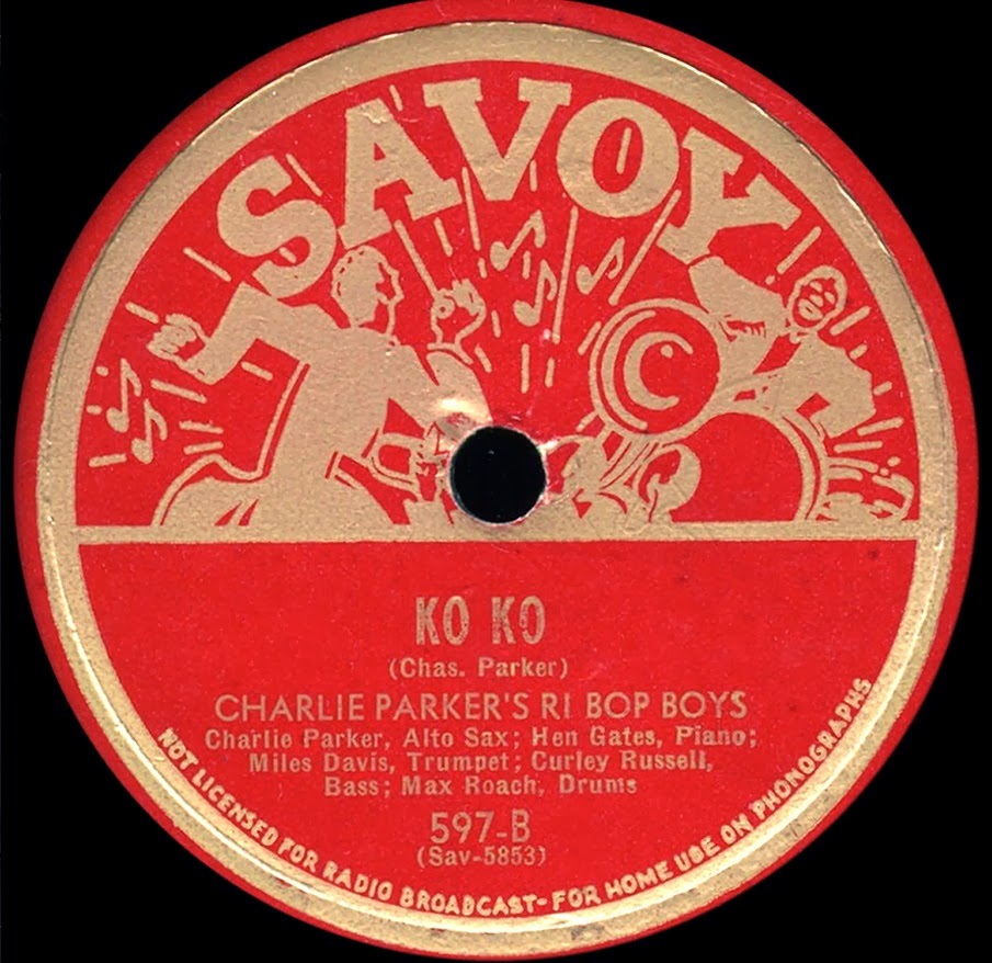 Sadik Hakim and the 1945 Ko-Ko Jazz Sessions
