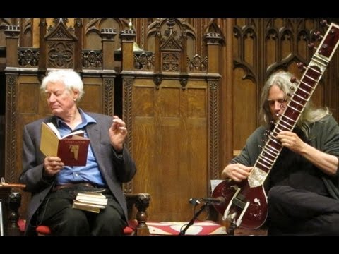 The Poet, the Sitar and the Tabla Player