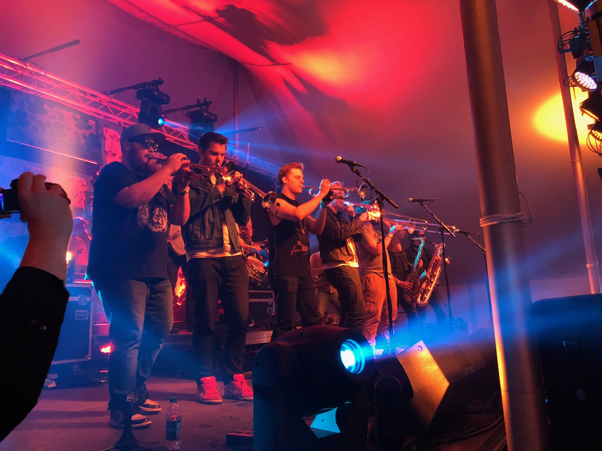 2018 Midwest Music Fest: McNasty Brass Band