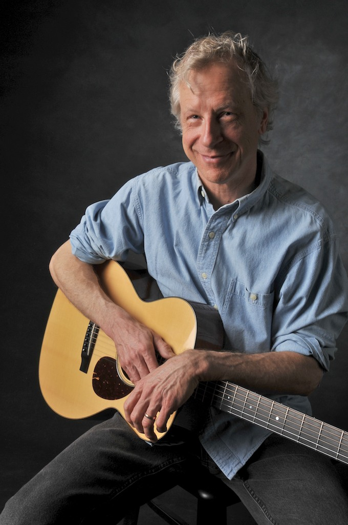 Phil Heywood Plays and Sings with Originality