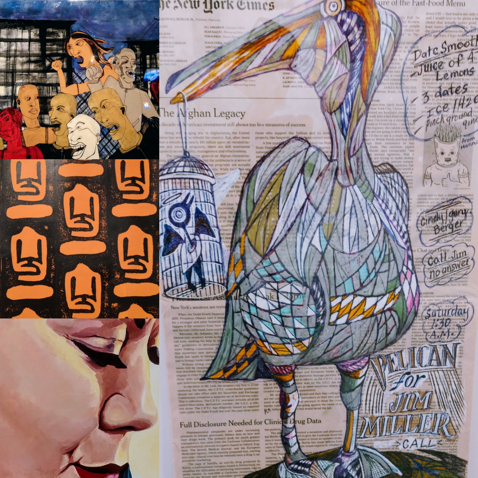 First Friday Arts Round-up!