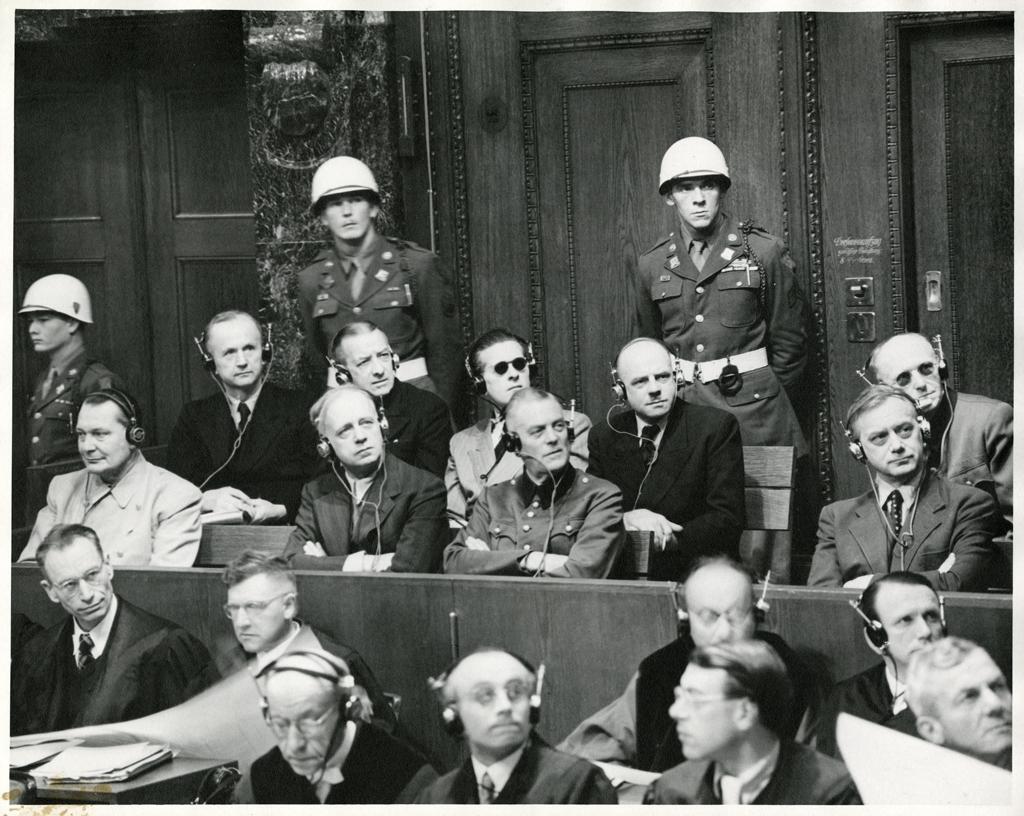 MN90: A Psychiatrist at Nuremberg