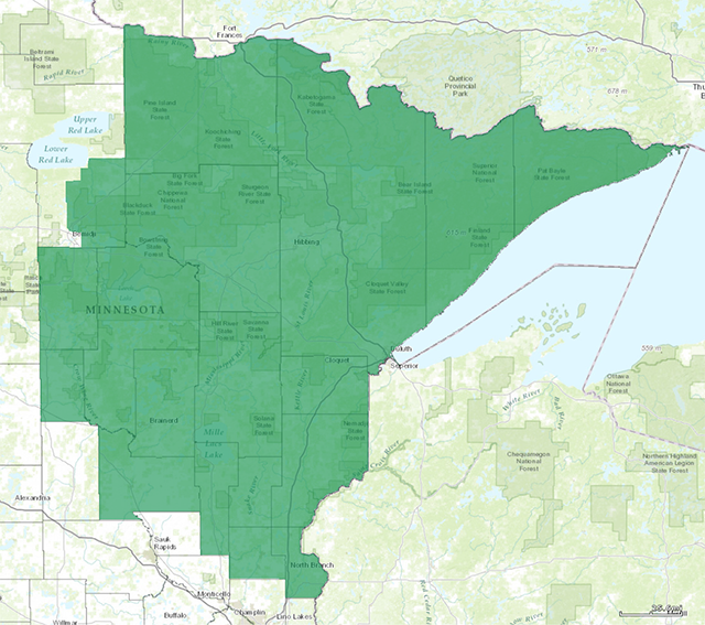 Dig Deep – Live on Politics part two: Minnesota's 8th ... Map Of Mn Congressional Districts on southeast mn congressional districts, mn house districts, texas congressional districts, minnesota districts, map ca congressional districts, mn state congressional districts, map of mn judicial districts,
