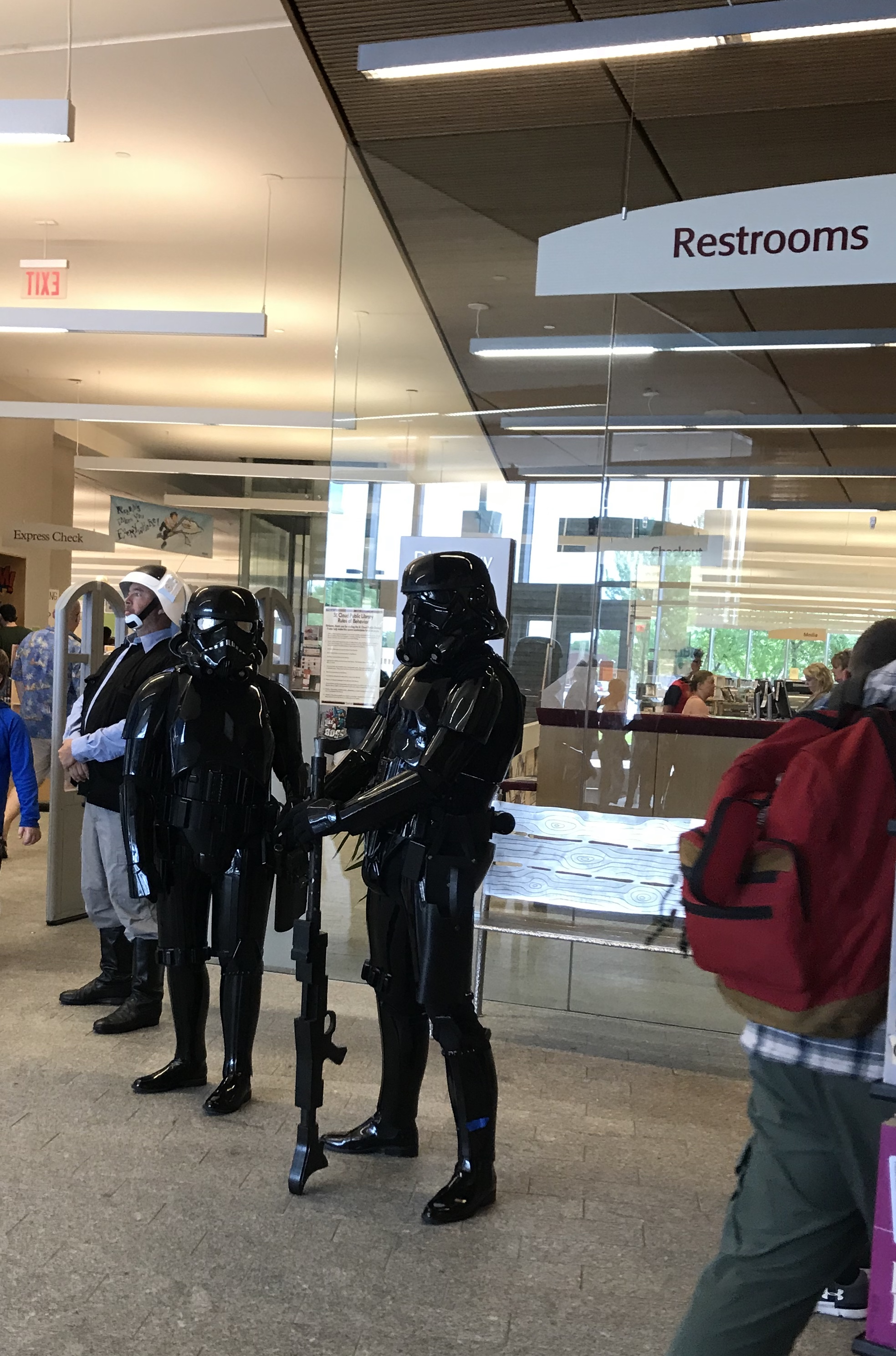 The Untold Story of the Great River Regional Library's First Annual Comic-Con