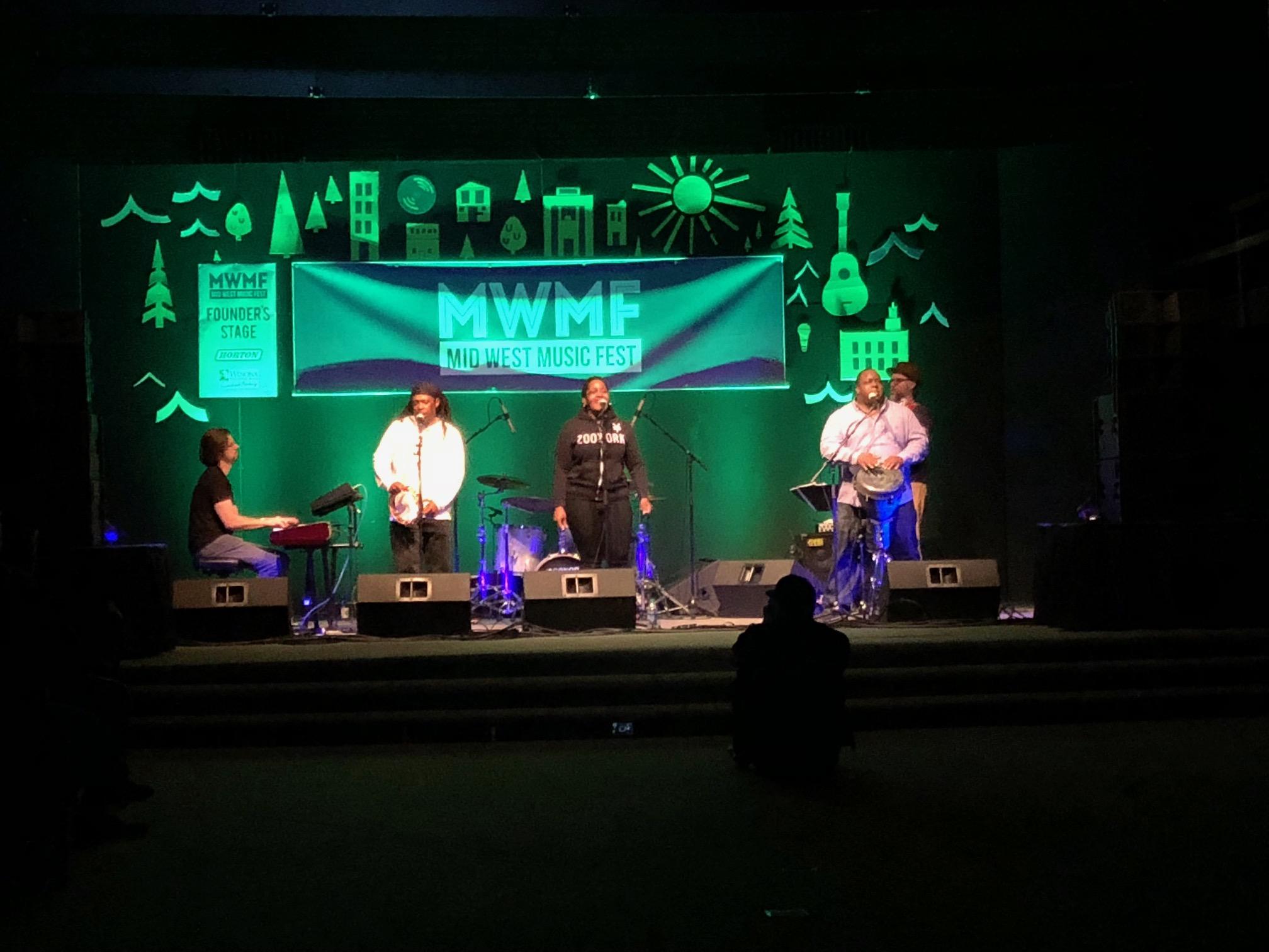 2018 Midwest Music Fest: PaviElle