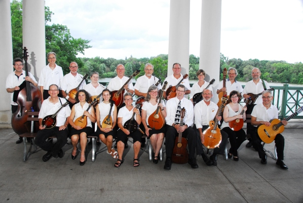 The Minnesota Mandolin Orchestra's Annual Como Lake Concert Features new and Old Music this Monday