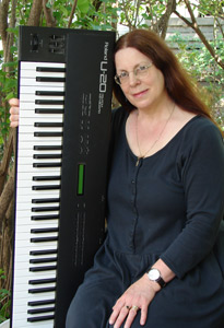 Composer and Performer Sherry Ladig is Inspired by History