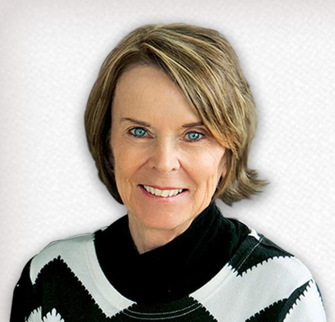 Strtong Women: Sandy Layman