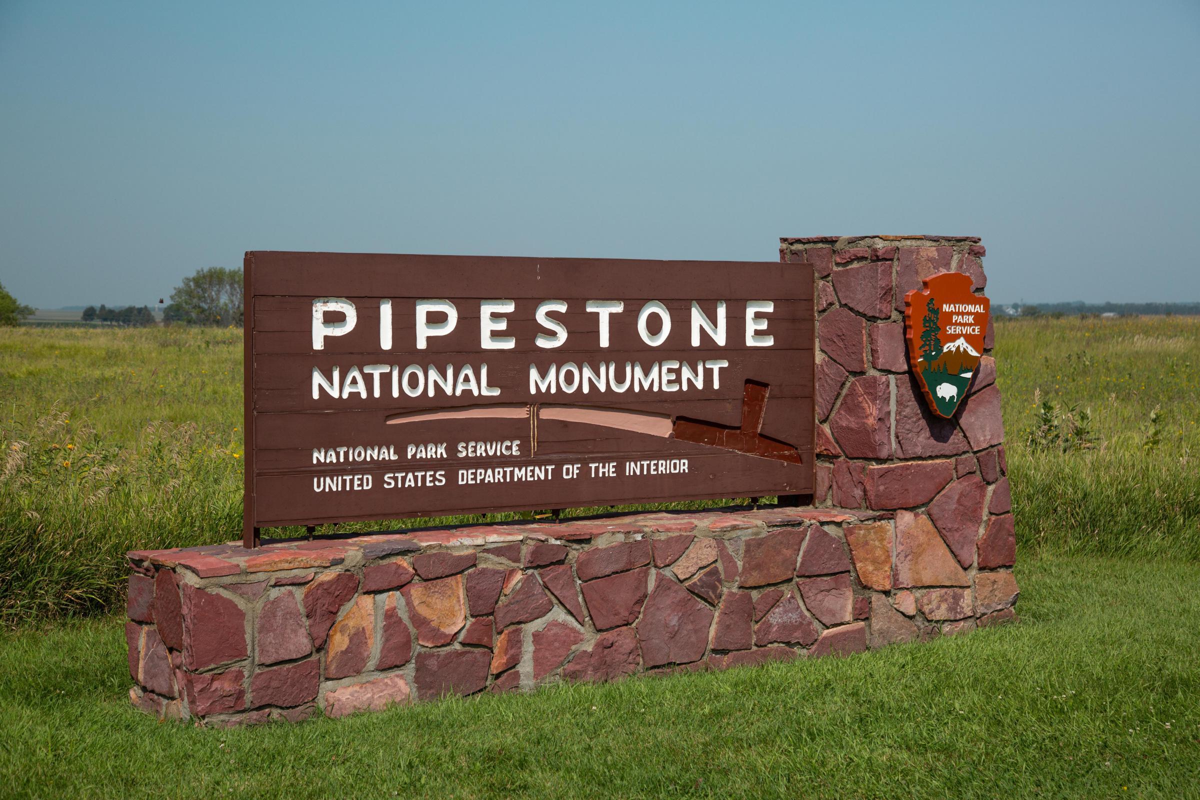 Pipestone National Monument, Pipestone, MN