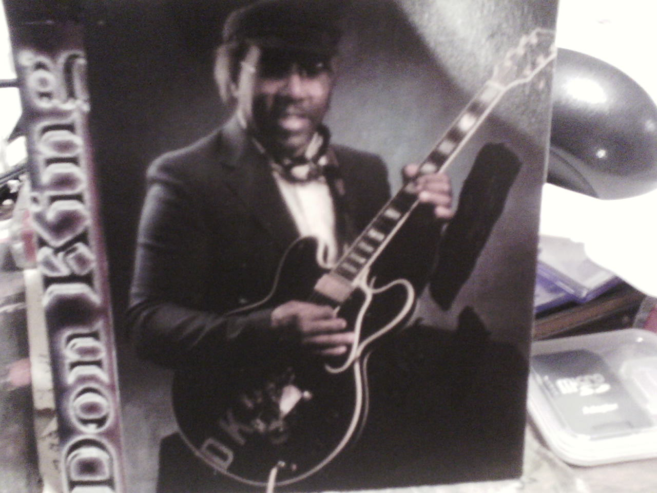 Detroit Don King Brings his Blues to The Black Dog, Friday Aug 24.