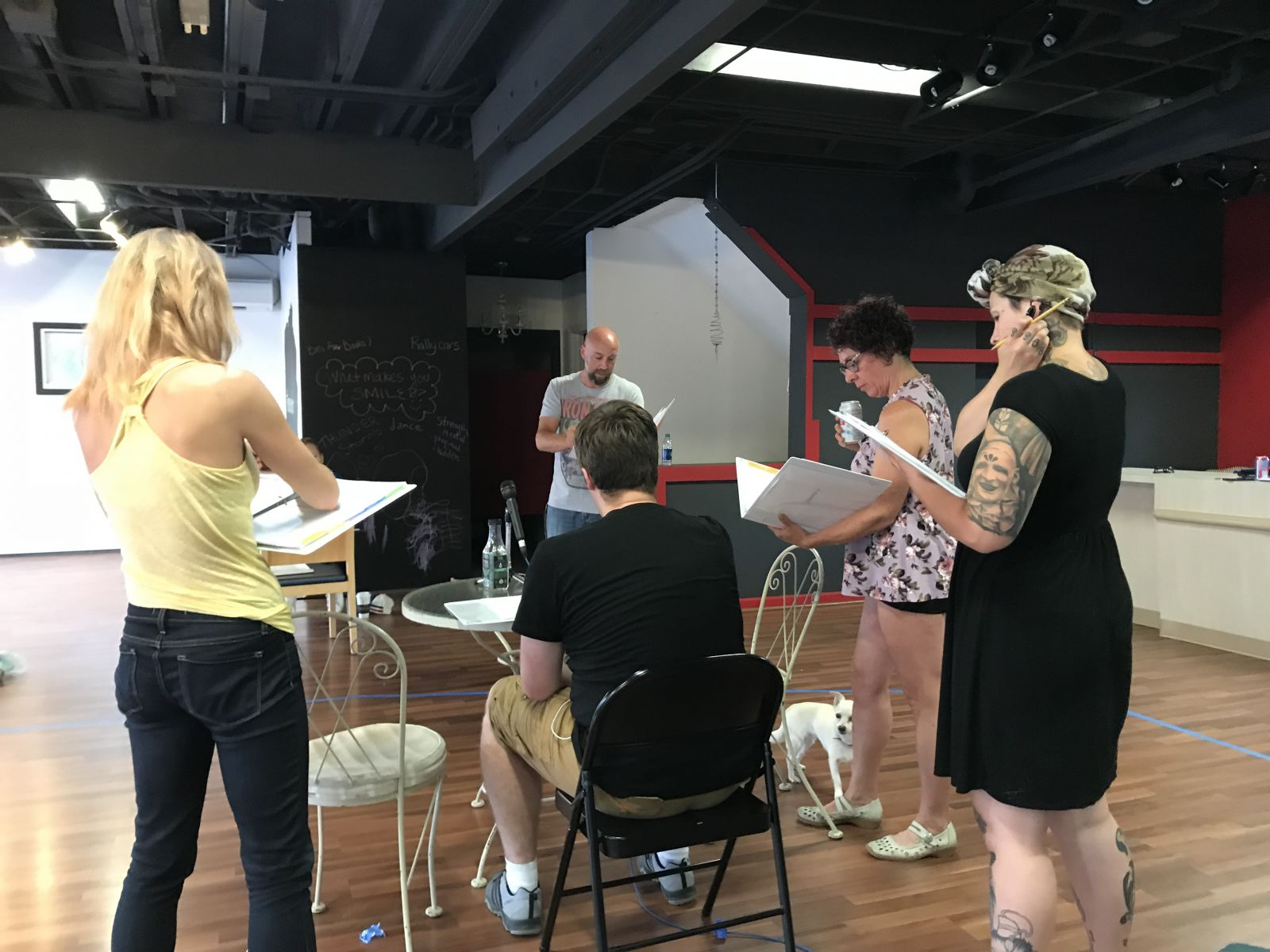 The Untold Story of Two Days in St. Cloud, an Original Play by Anthony Schrock