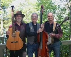 True Grass Trio plays live on Scenic Route