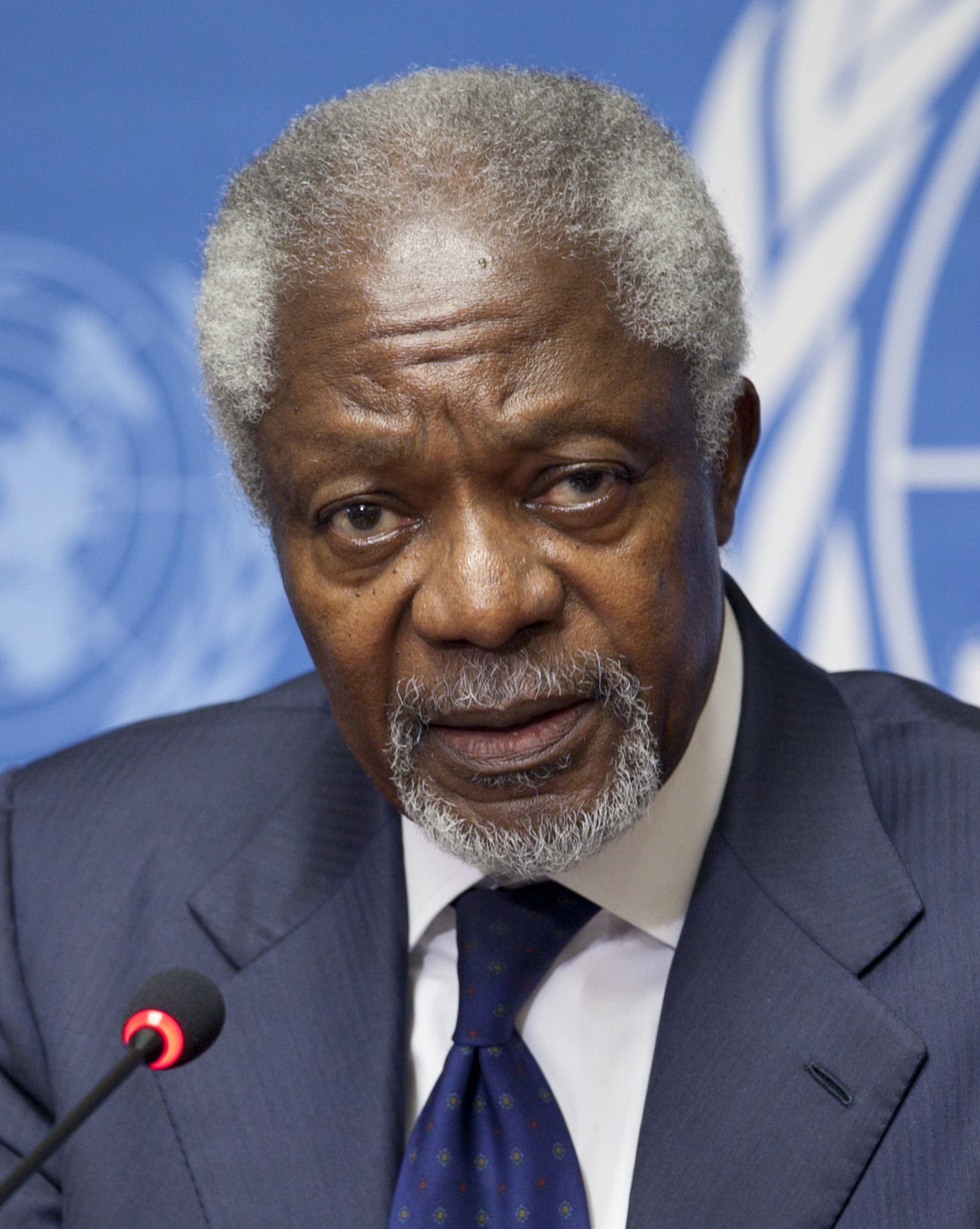 MN90: Kofi Annan's 1960 Road Trip