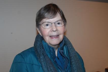 Sally Orsborn recalls life at Captain Kidd Island