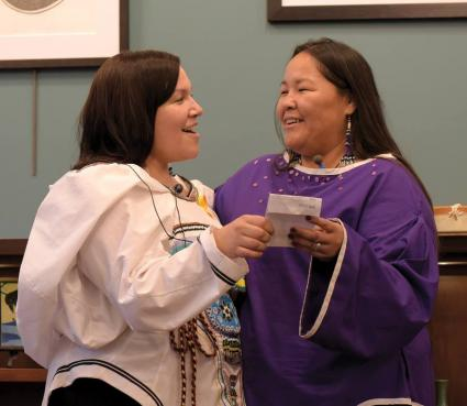 Sivertson Gallery Inuit Premiere guests join The Roadhouse
