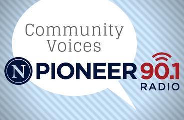 Community Voices with Laura Stengrim (5/18/18)