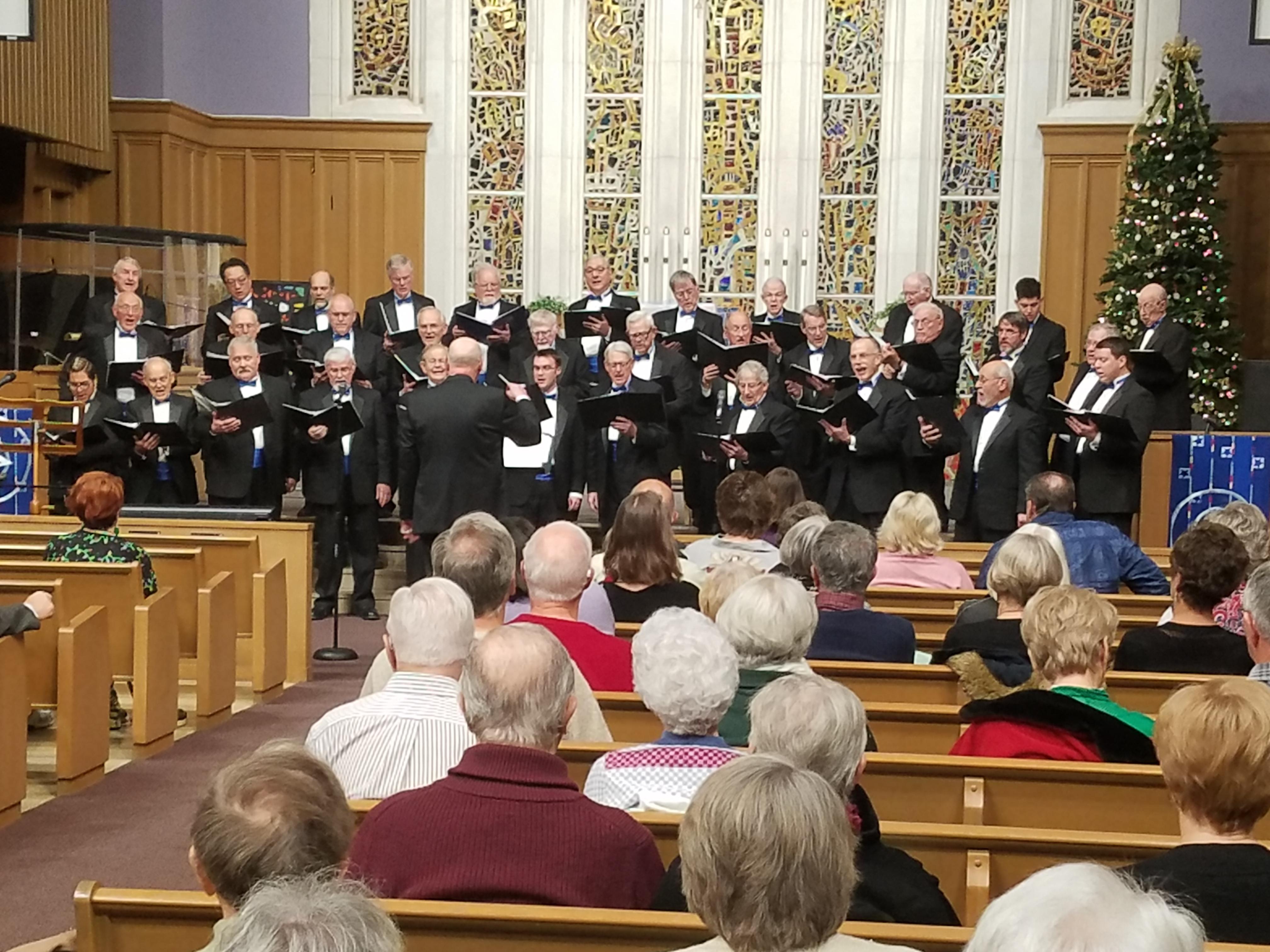 Winona Hims Christmas Concert 2018