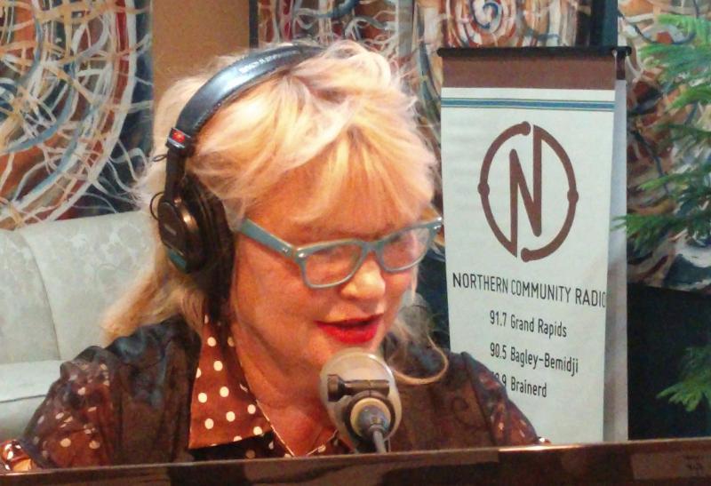Cate Belleveau: Poet Laureate of the Day