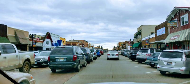 Let's Visit Park Rapids: Industries and Recreation