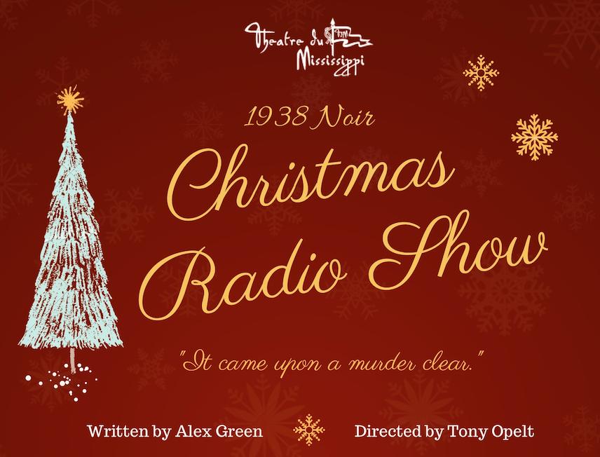 2018 Christmas Radio Show Director Tony Opelt
