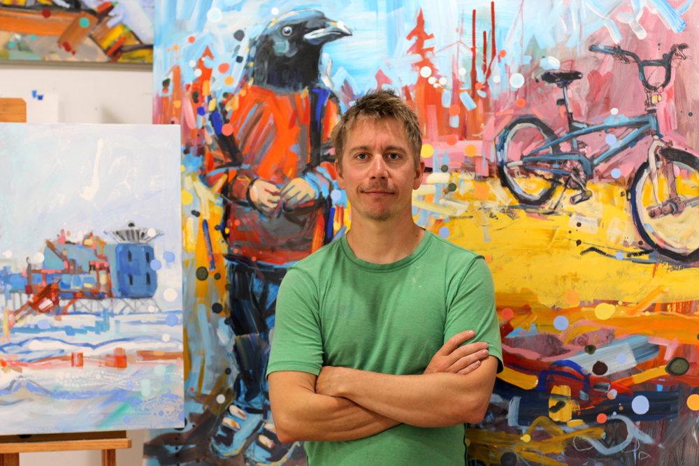 Artist Interview: Adam Swanson