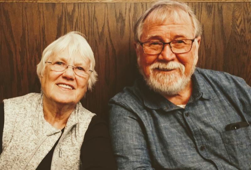 Let's Visit Park Rapids: Paul and Pat Dove